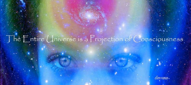 Projection of Consciousness