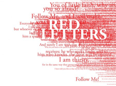 red letter bible an introduction to the letters wolf words 24233 | red letters graphic