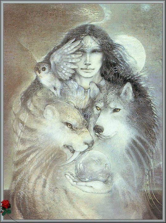 Medicine Woman Tarot By Carol Bridges: For Those With Eyes To See And Ears To Hear