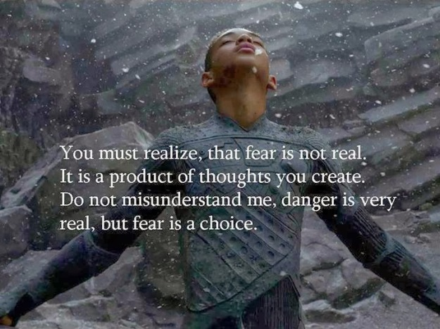 Fear is a Choice