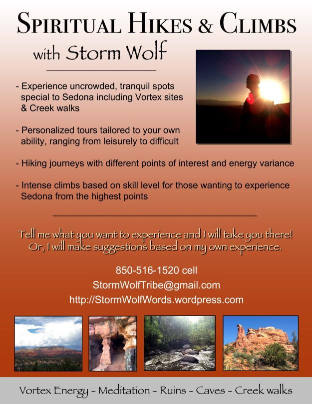 storm hike