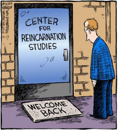 Welcome Back Reincarnation