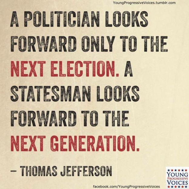 Statesman Jefferson